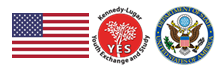 YES Logo and Seal of the U.S. Department of State